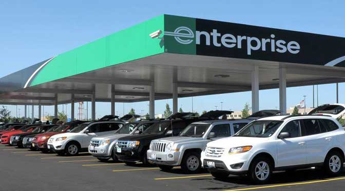 Enterprise Rent-A-Car rent