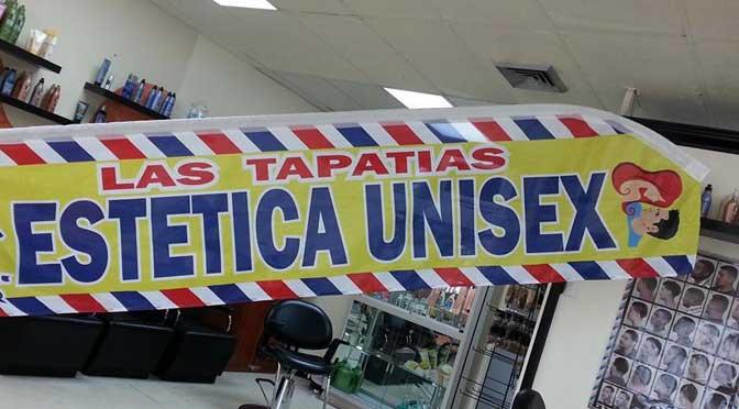 Estetica Unisex Las Tapatias Webpagedepot