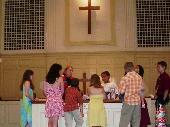 Faith Presbyterian Church - Palm Springs Regulations
