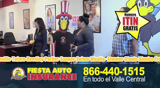 Fiesta Auto Insurance & Tax Service Preparation