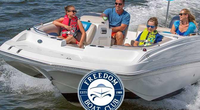Freedom Boat Club of Lake Park - Lake Park Information