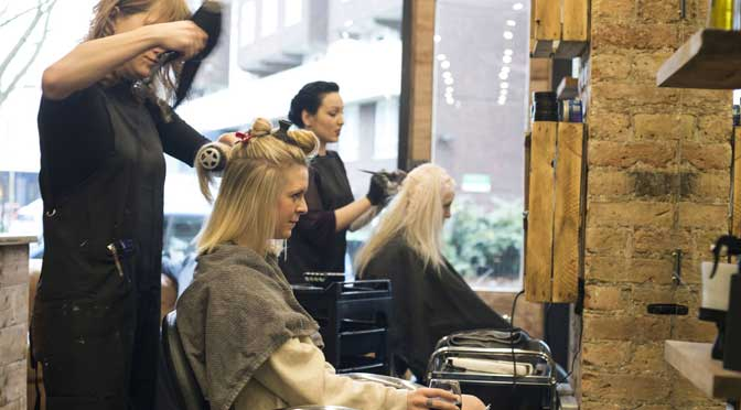 Hair Market Salon/Store Information
