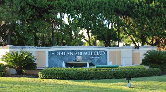 Highland Beach Club Webpagedepot