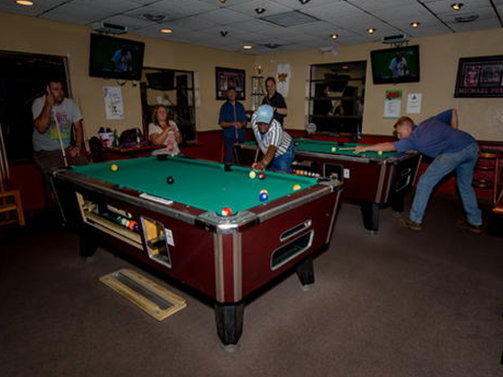 Johnny Q's Restaurant and Sports Lounge - Palm Springs Establishment