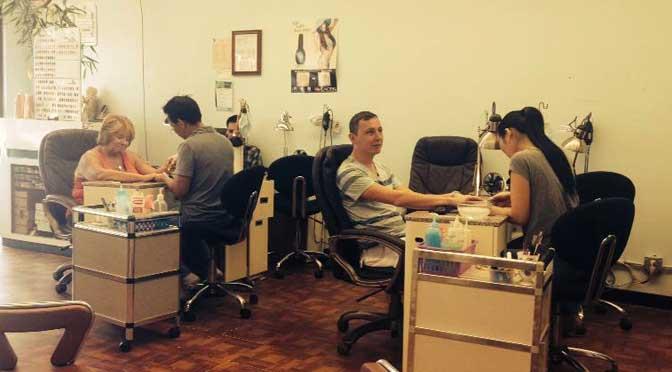 Le's Nail Salon Webpagedepot