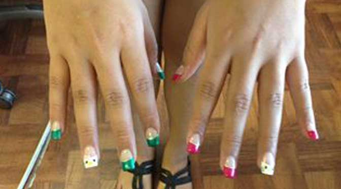 Le's Nail Salon - Palm Springs Appointments