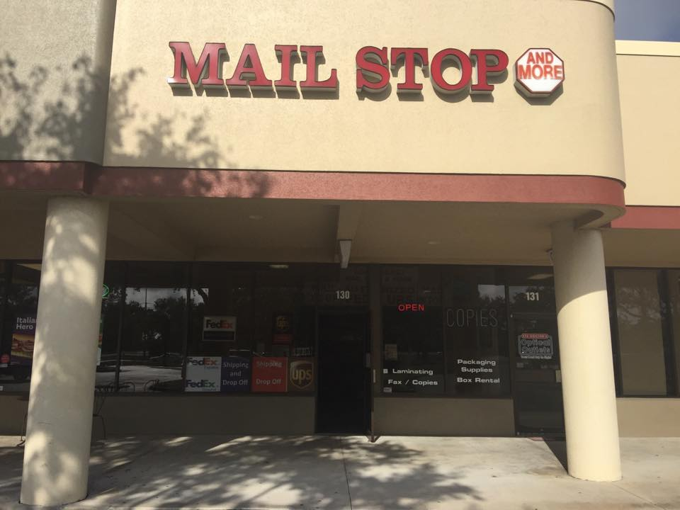 Mail Stop Services