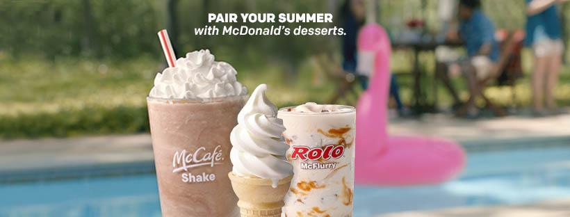McDonald's Loxahachee to go