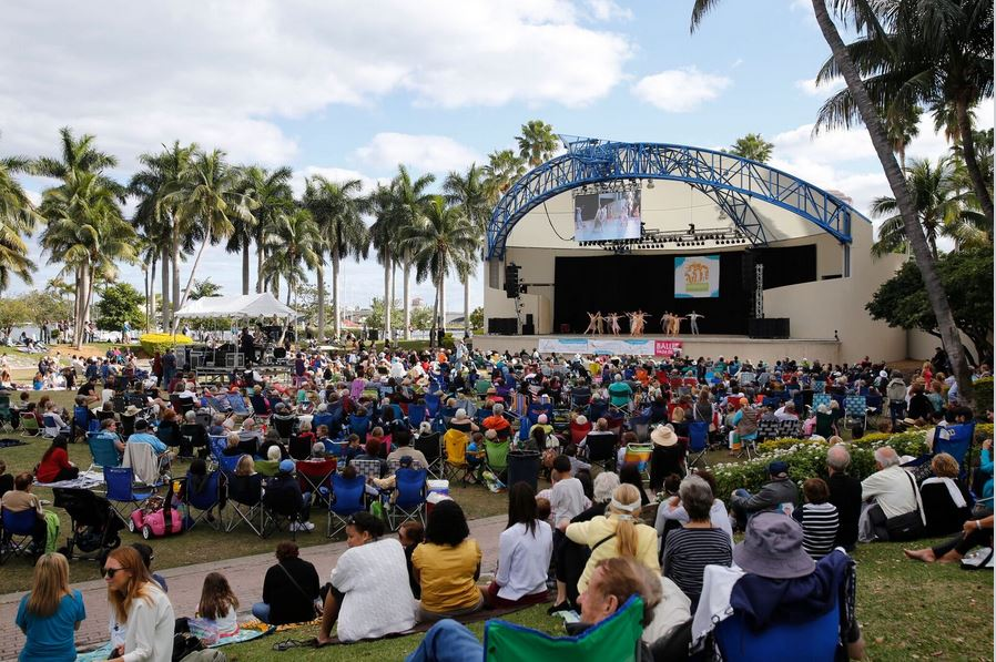 Meyer Amphitheatre - West Palm Beach Establishment
