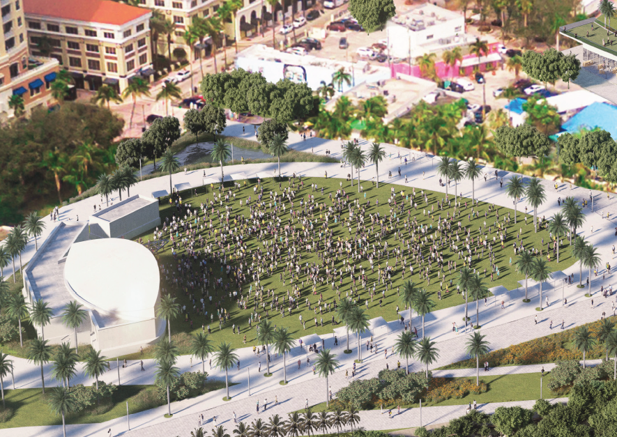 Meyer Amphitheatre - West Palm Beach Webpagedepot