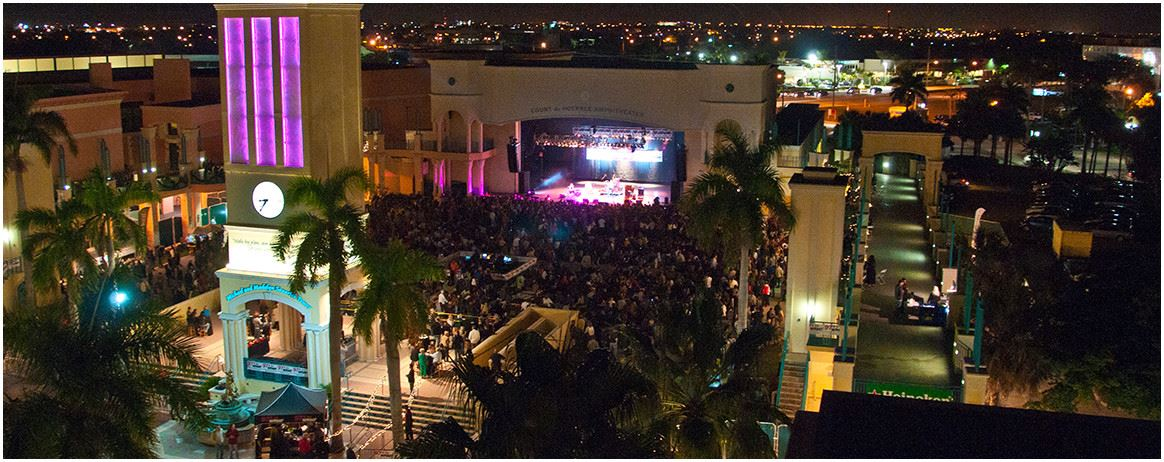 Mizner Park Amphitheater - Boca Raton Entertainment