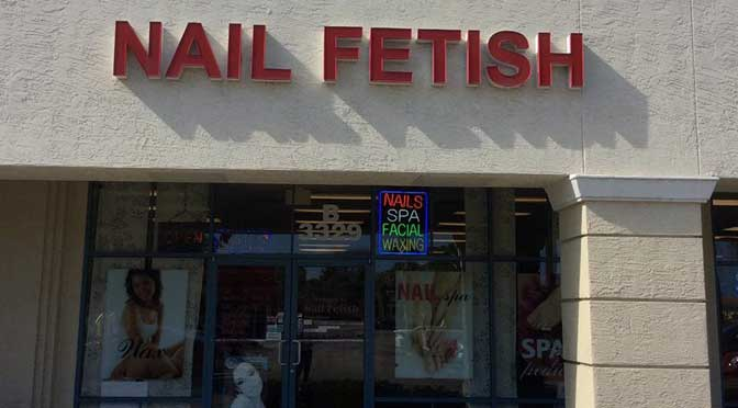Nail Fetish salon