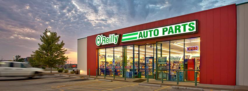 O'Reilly Auto Parts - Greenacres Accessibility