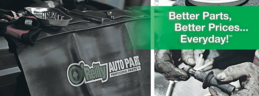 O'Reilly Auto Parts - Greenacres Information