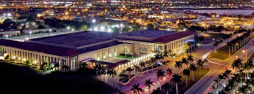 Palm Beach County Convention Center Information