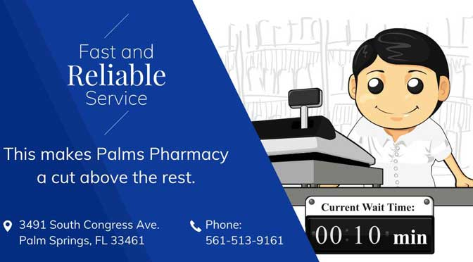 Palms Pharmacy - Palm Springs Convenience