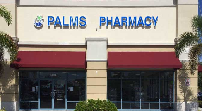 Palms Pharmacy - Palm Springs Wheelchairs