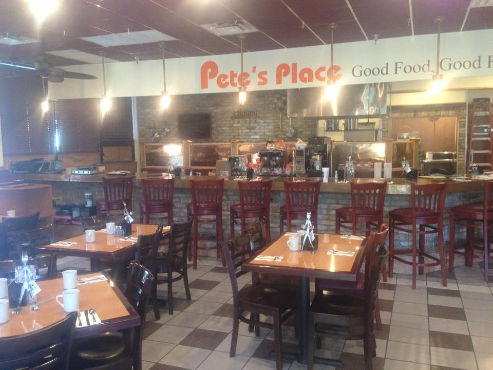 Pete's Place - Greenacres Restaurant