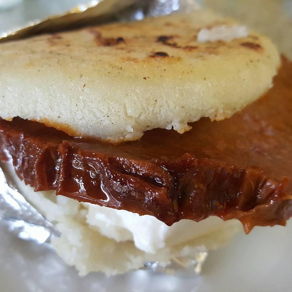 Dona Arepa Restaurant horchata