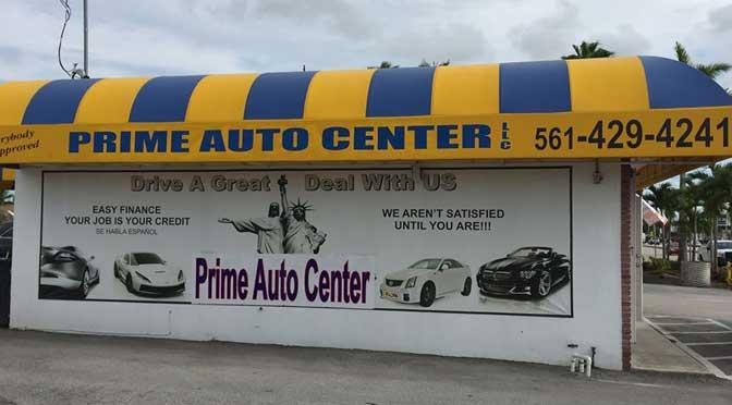 Prime Auto Center Thumbnails
