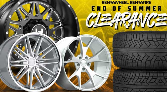 Rent-A-Wheel Custom Wheels & Tires Rent-a-wheel