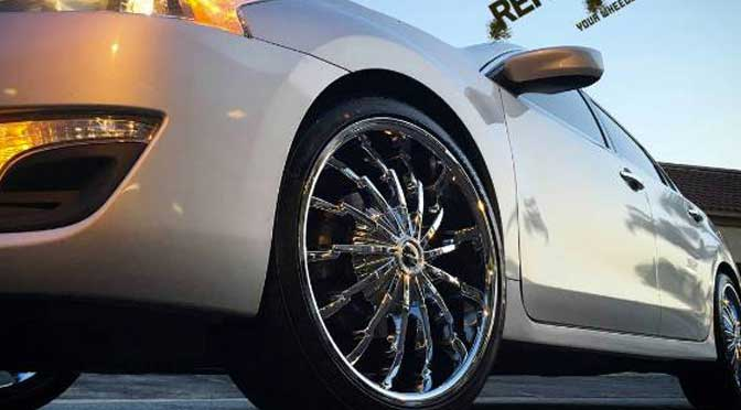 Rent-A-Wheel Custom Wheels & Tires Information