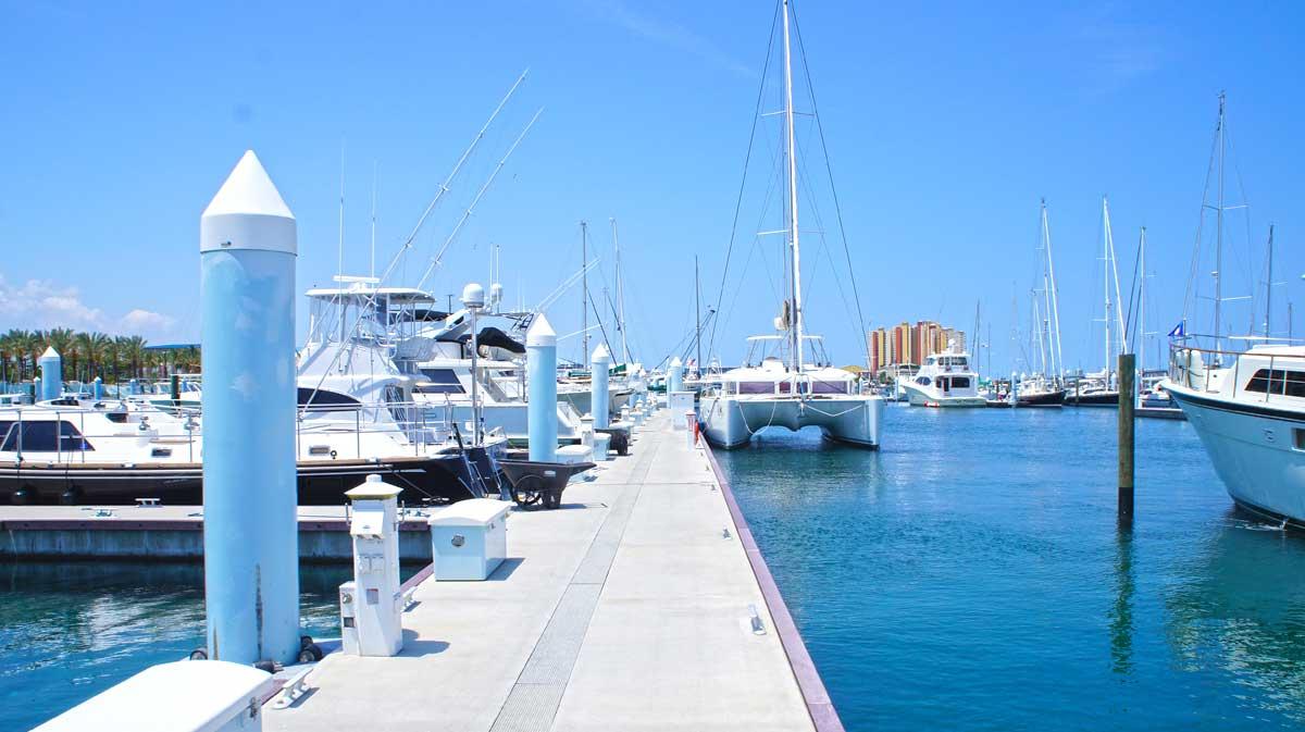 Riviera Beach City Marina Business Directory