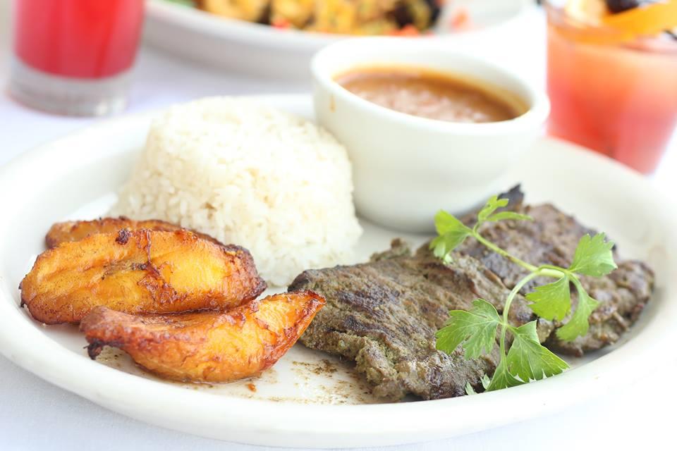 Sabor Latino Restaurant dessert