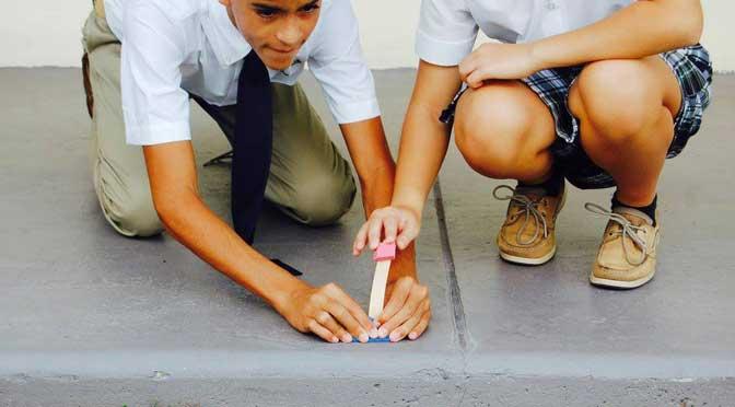 Saint Luke Catholic School - Palm Springs Accessibility
