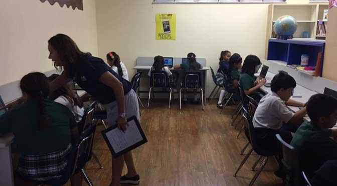 Saint Luke Catholic School - Palm Springs Establishment