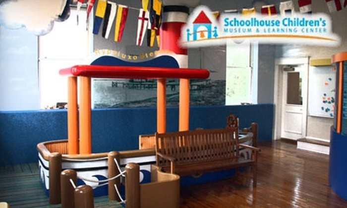Schoolhouse Children's Museum & Learning Center Top Ranked Programs