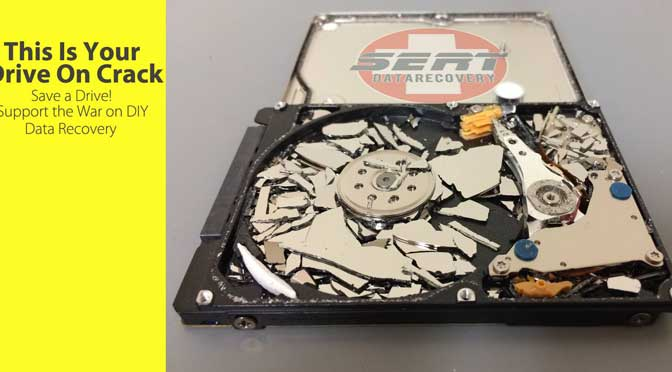 SERT Data Recovery data recovery