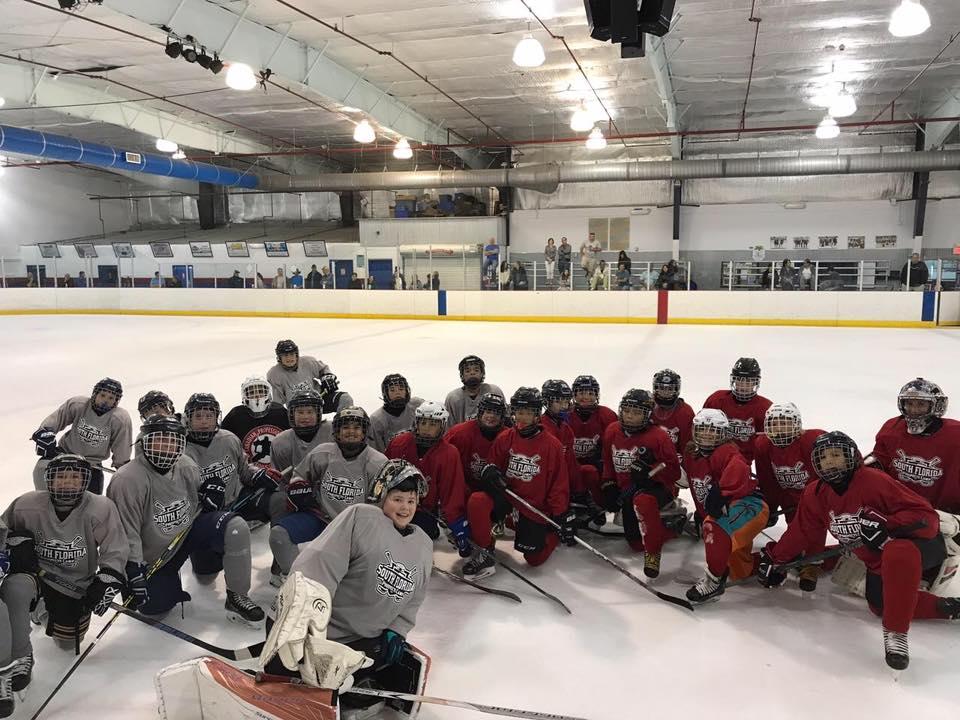 J & H Hockey show