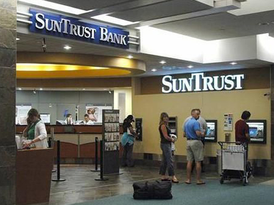 SunTrust Bank - Manalapan Information
