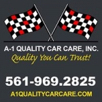 A-1 Quality Car Care - Palm Springs, A-1 Quality Car Care - Palm Springs, A-1 Quality Car Care - Palm Springs, 3745-5 South Congress Avenue, Palm Springs, Florida, Palm Beach County, auto repair, Service - Auto repair, Auto, Repair, Brakes, Oil change, , /au/s/Auto, Services, grooming, stylist, plumb, electric, clean, groom, bath, sew, decorate, driver, uber