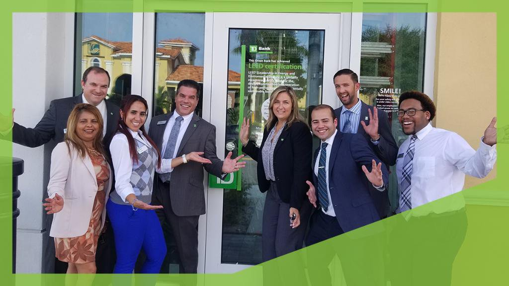 TD Bank - Greenacres Positively