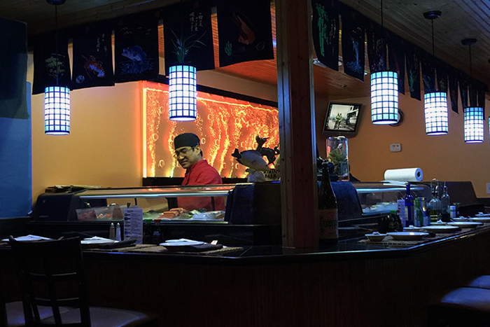 Thaikyo Asian Cuisine flounder