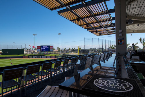 The Ballpark of the Palm Beaches Information