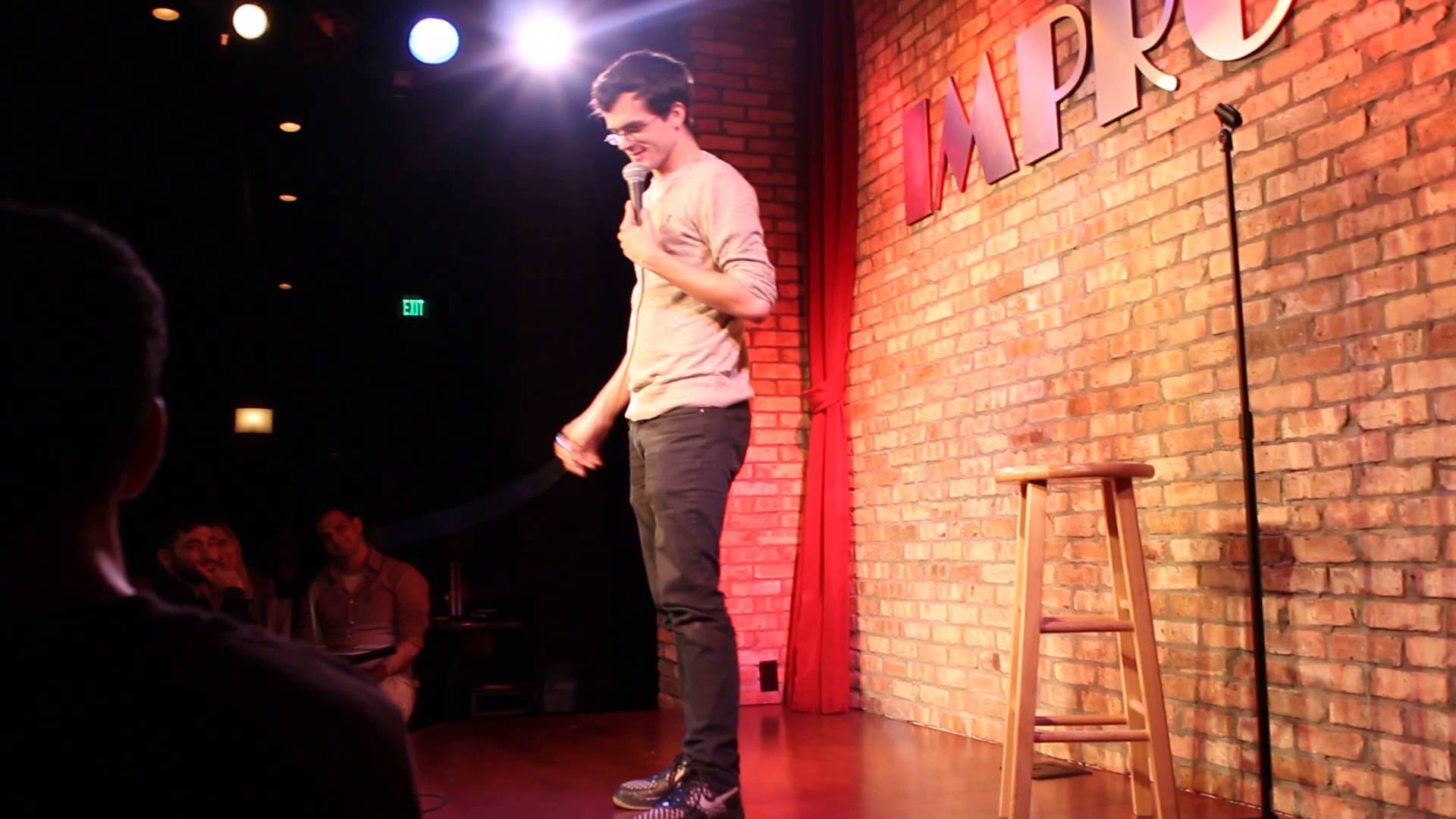 Improv Comedy Club Information