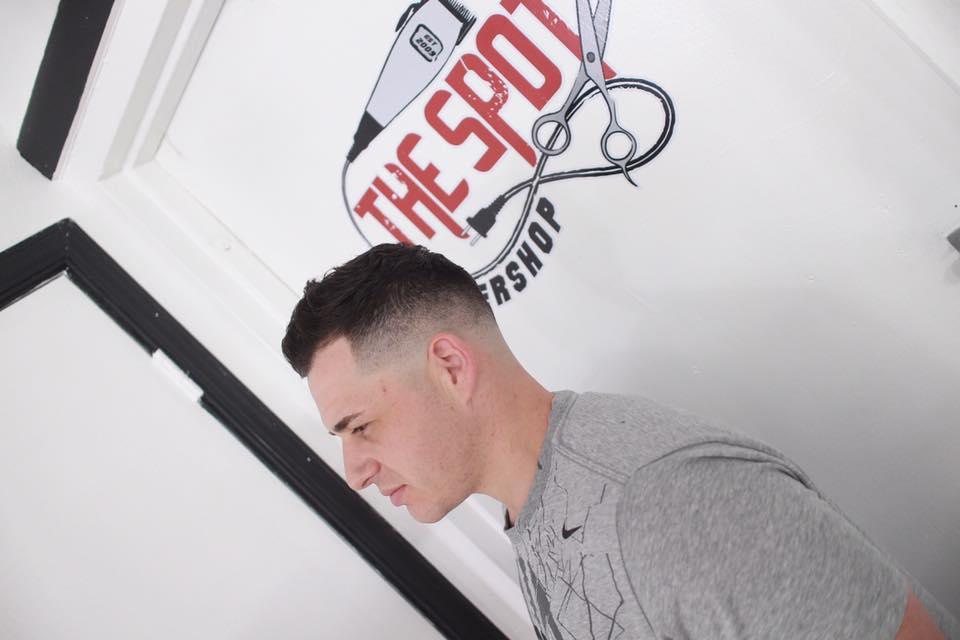 The Spot Barbershop trim