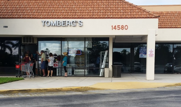 Tomberg's Rotisserie Chicken - Delray Beach Wheelchairs
