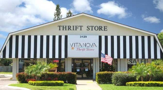 Vita Nova Thrift Store kitchen good