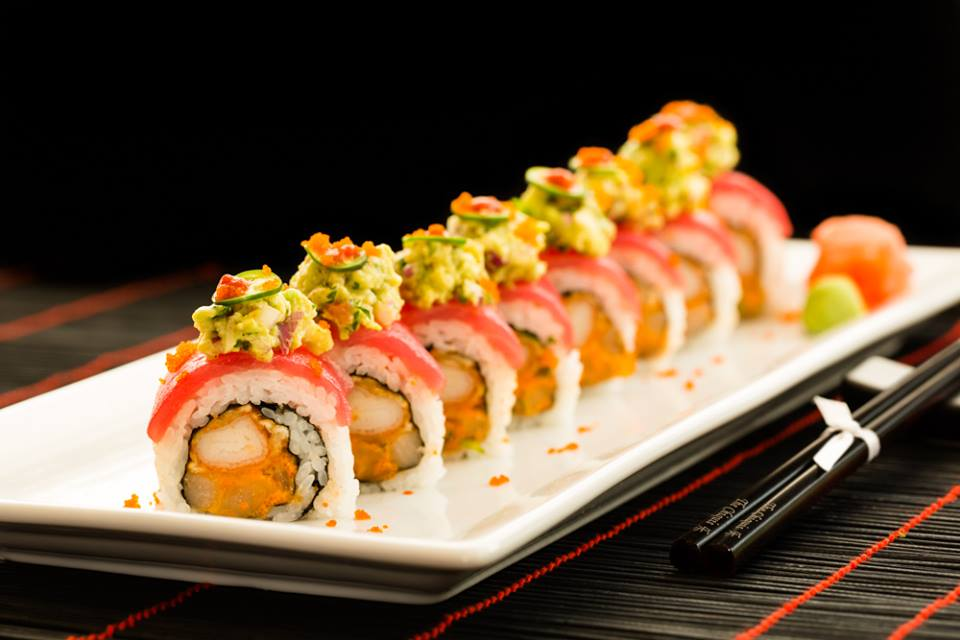 26 Sushi & Tapas - Surfside Wheelchairs