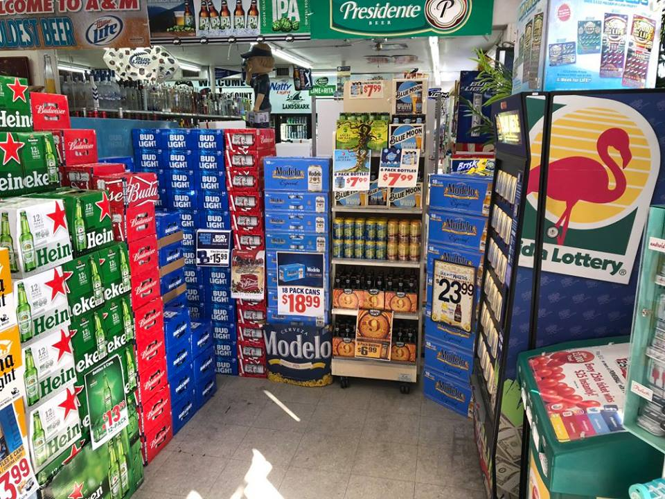 A & M Discount Beverage - Jupiter Convenience