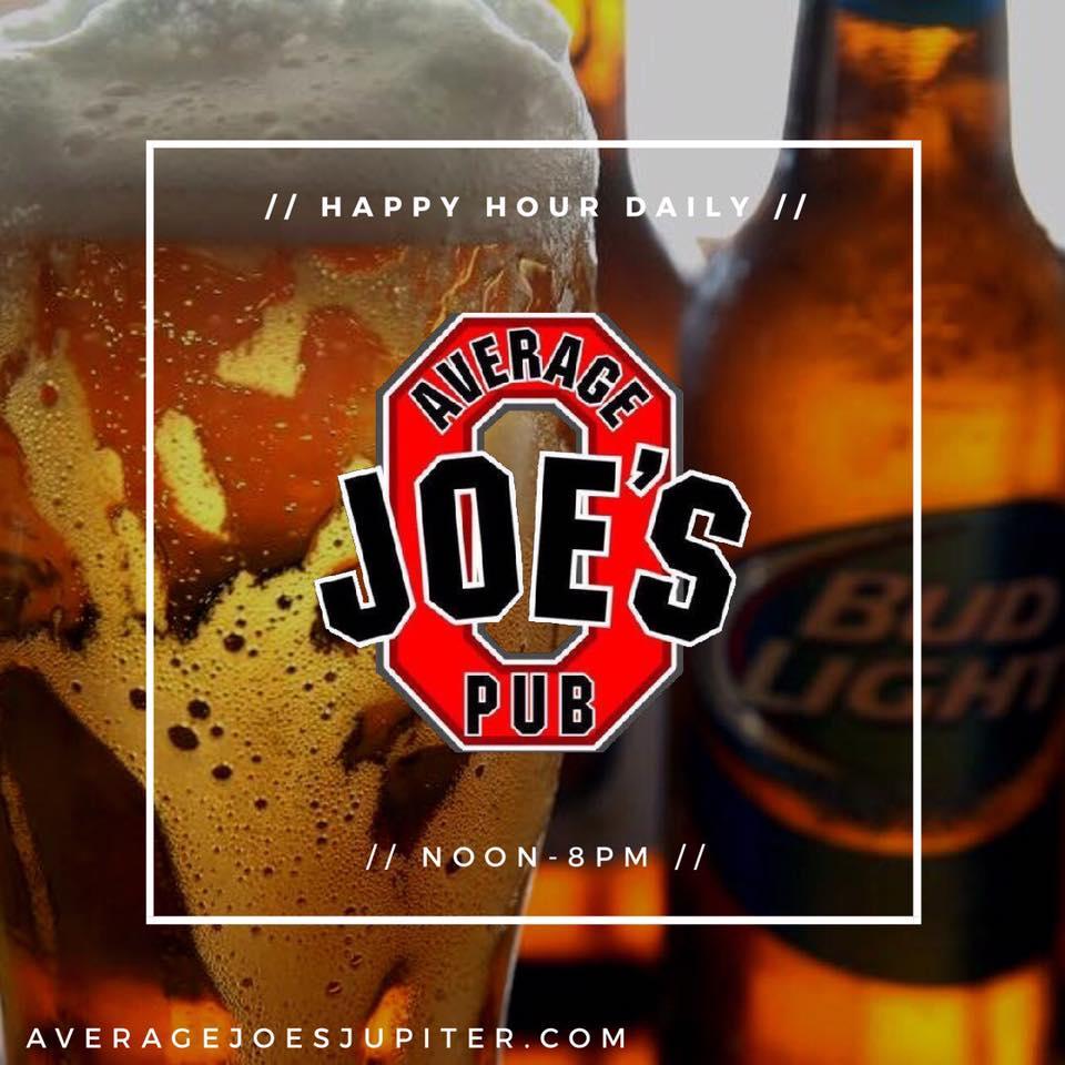 Average Joe's Pub - Jupiter Information