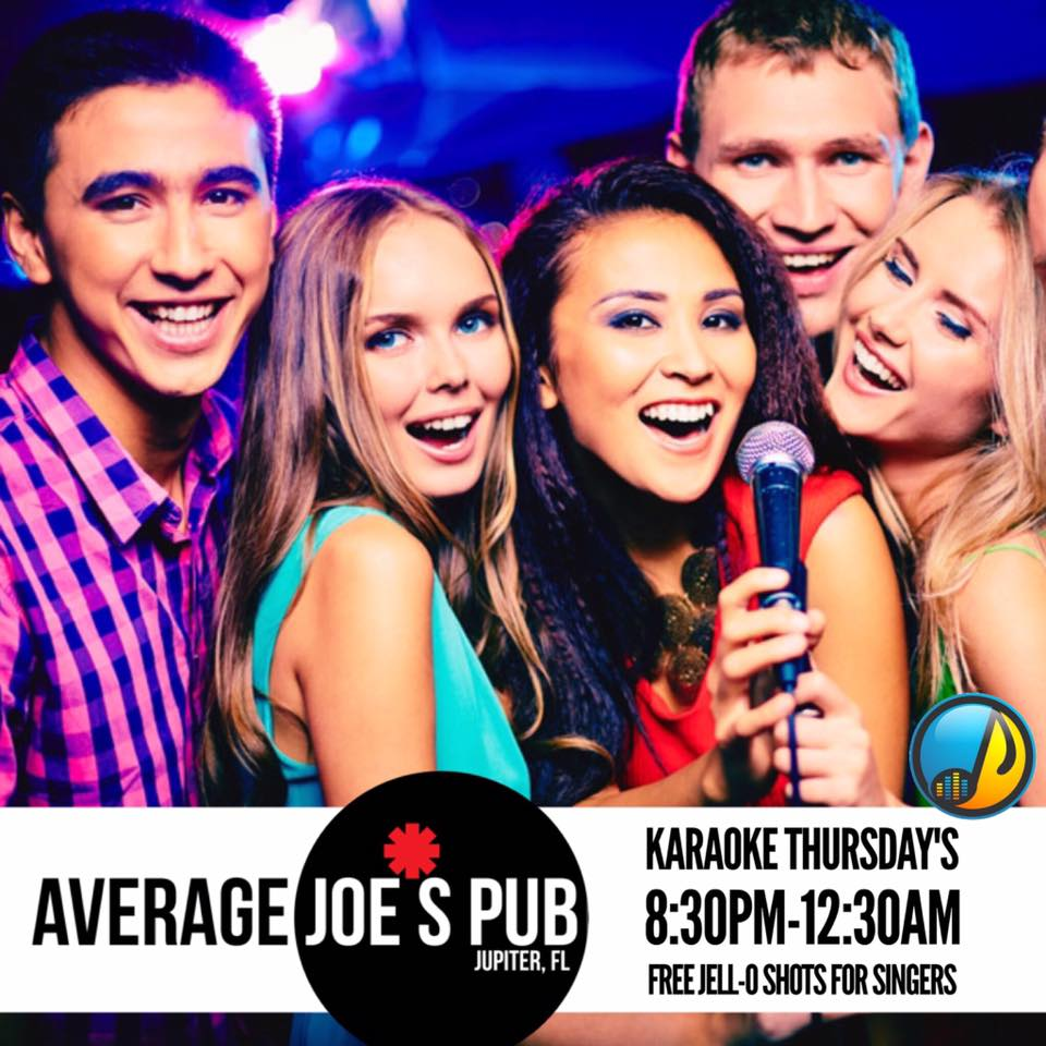 Average Joe's Pub - Jupiter Informative