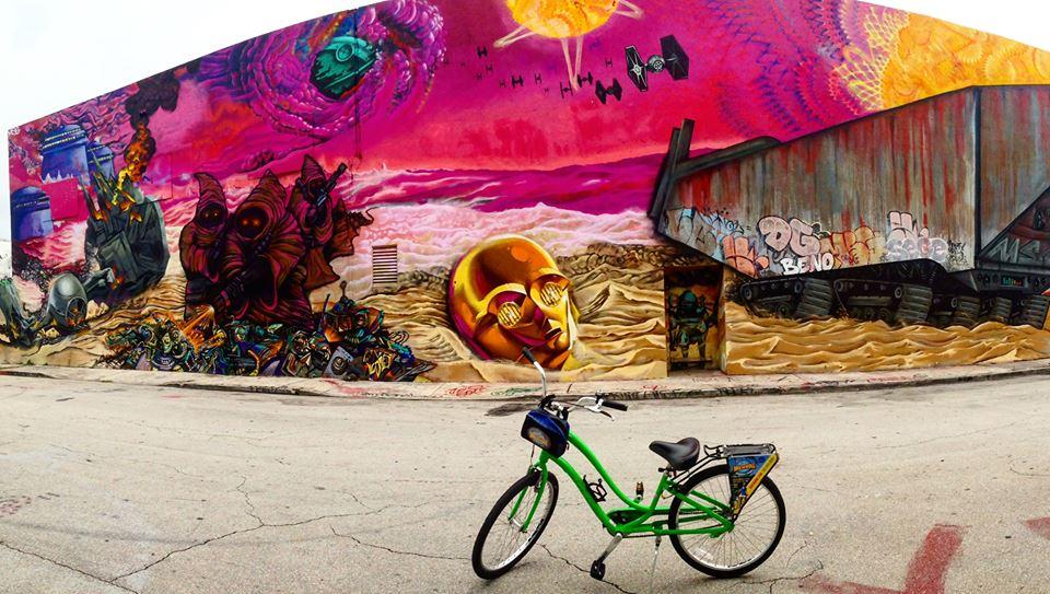 Bike and Roll Miami-Miami Beach Wheelchairs
