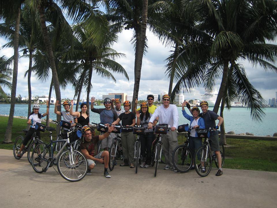 Bike and Roll Miami-Miami Beach Accommodate