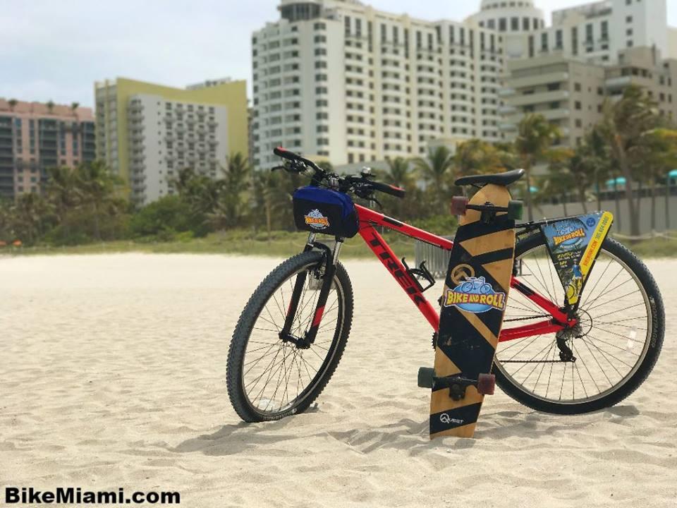 Bike and Roll Miami-Miami Beach Webpagedepot