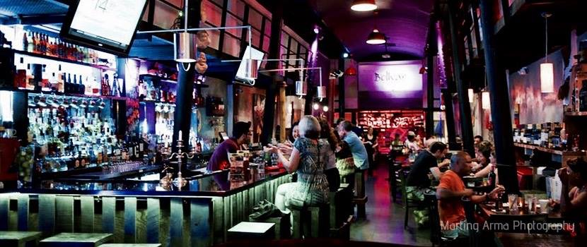 Bolivar Restaurant Bar - Miami Beach Surroundings